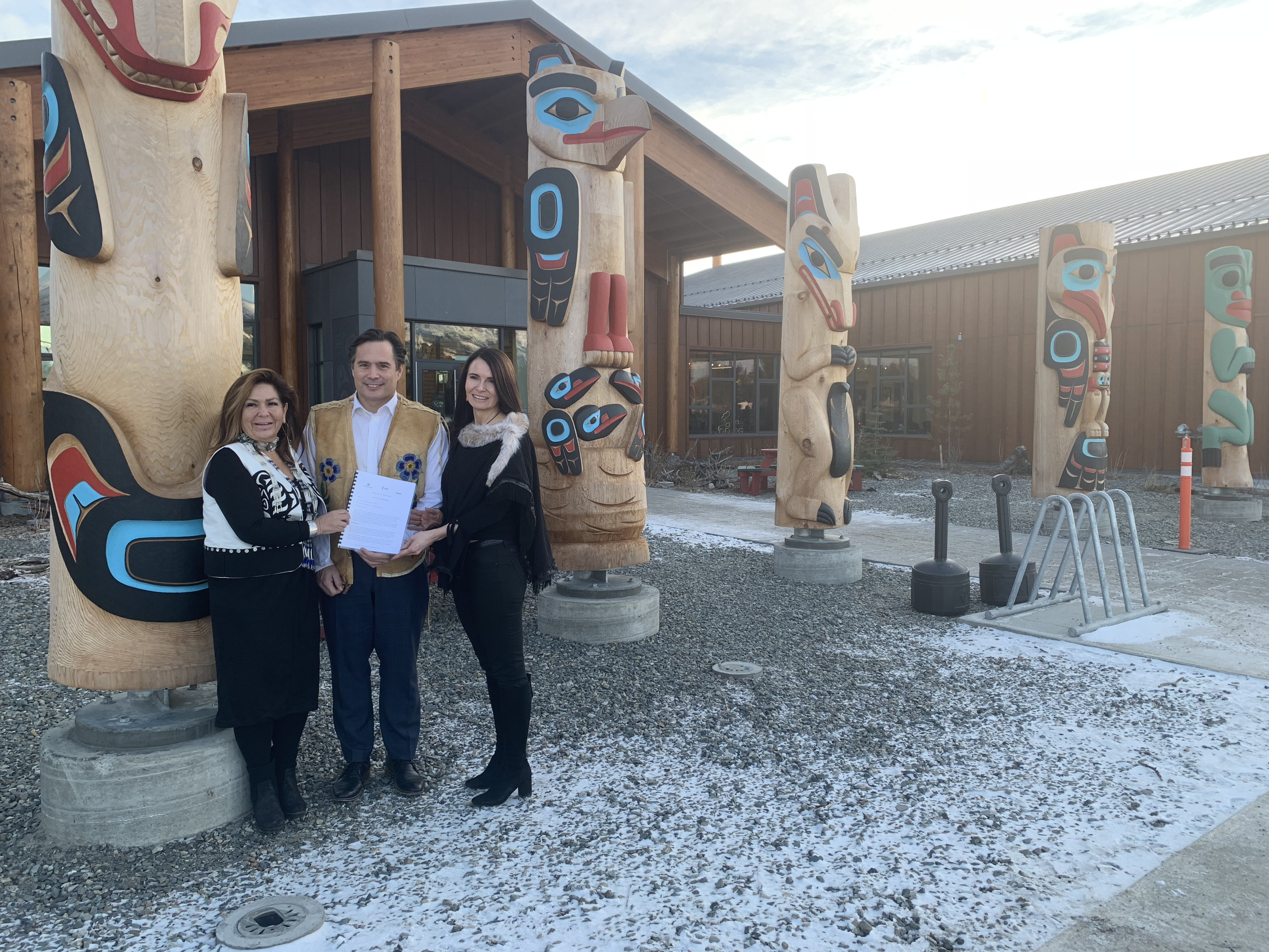 News Release: Memorandum of understanding signed to support Indigenous Tourism